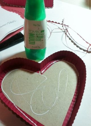 Valentine heart box 009