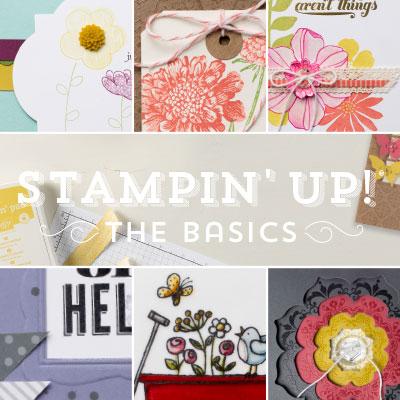 Stampin basics