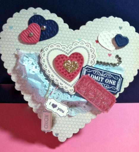 Valentine heart box 011